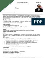 cv-Planning & QS.pdf