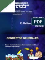 DOC OMS DISEÑO DE RELLENO SANITARIO 1
