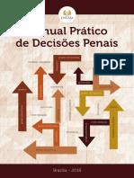 Manual Prático de Decisões Penais - 2018 - ENFAM