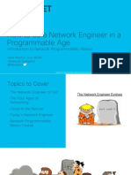How to be a Network Engineer in a Programmable Age.pdf