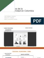 Edificios de la Modernidad en Colombia