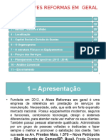 Empreenderismo - Alves Reformas em Geral.ppt