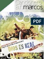 Cancionero Miel San Marcos Dios Es Real