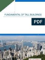 1. Fundamental of Tall Buildings