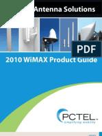 Pctel Wimax Emea Catalog 2010