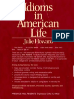 Idioms in American Life