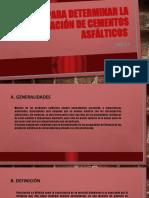 Ensayo de penetración Grupo 3