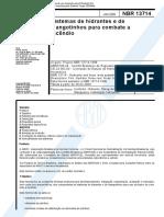 NBR 13714 de 2000 - Sistema por Hidrantes.pdf