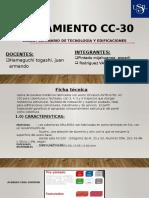 CERRAMIENTO CC-30 N