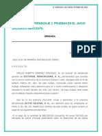 ACTIVIDAD 2 CAROLINA MENDEZ HUESCA - DCHO PRO MERCANTIL