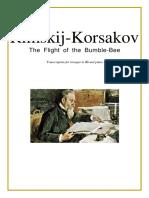 Rimsky Korsakov - Il Volo Del Calabrone Tromba e Piano 2