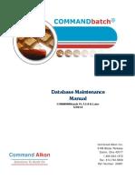 Database_Maint