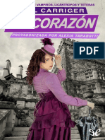 Sin Corazon - Gail Carriger
