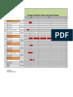 CRONOGRAMA DE ACTIVIDADES CACHICAMO  FEB-2013