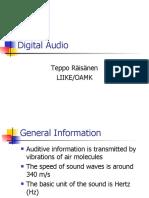 17Digital Audio
