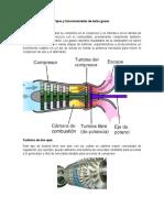 Tipos y funcionamiento de turbo gases