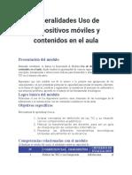 Generalidades Uso de dispositivos móviles y contenidos en el aula.docx