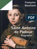 Bouchard, Françoise - Saint Antoine de Padoue.pdf