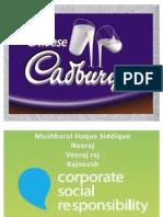 Cadbury Csr