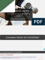 Tema 1 - Conceptos básicos de Contabilidad - SC