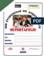 PORTAFOLIO ESTUDIANTE - APRENDO EN CASA.pdf