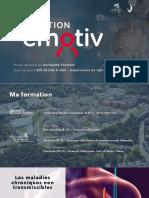 Présentation 27 avril - Projet EMOTIV