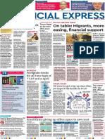 Financial Express Delhi-April-27-2020