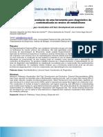 Desenvolvimento e avaliação de uma ferramenta para diagnóstico de Literacia Visual