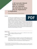 Fluidez del mercado laboral y resultados en materia de empleo en Colombia.pdf