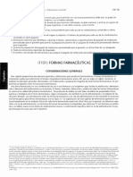 1. Formas Farmacéuticas - USP 38
