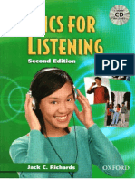 Tactics for Listening - Basic - Student Book