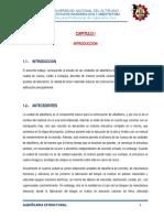 Informe de Albañileria