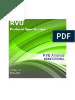RVU_Protocol_Specification_V1_0_Rev1_51 FINAL May 2014[1]