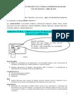 GUÍA DE TRABAJO - GRADO 8°