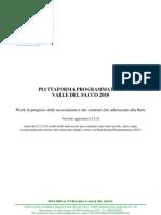 piattaforma programmatica RETUVASA 2.3.10