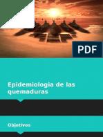 Epidemiologia de las quemaduras 2020-A
