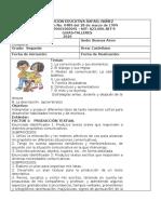Castellano 2°
