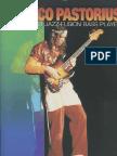 Jaco Pastorius the Gratest Jazz-Fusion Bass Player