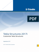 Customize Tekla Structures