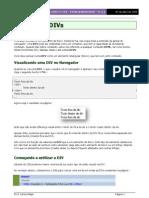 CSS - Estilizando DIVS