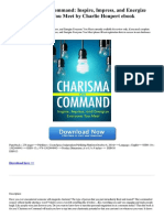 charisma-on-command-inspire-impress-and-energize-everyone-you-meet