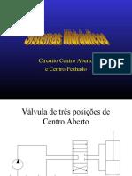 CENTRO ABERTO e CENTRO FECHADO