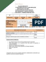 6° Básico. TALLER Unidad Nº1 PRIMERA PARTE.doc