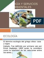 ECOLOGÍA Y SERVICIOS AMBIENTALES