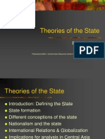 Theories of the State by Rob Kevlihan