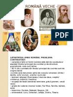 Prezentare literatura română veche
