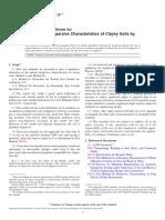 Astm-d- 6572 - 13e1 Dispersión de Arcillas en English