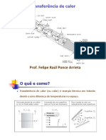 Introdução a transferencia de calor - Conducao - Conveccao e Radiacao