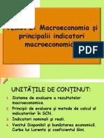Tema 2. Macroeconomia și principalii indicatori macroeconomici