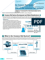sistema common rail definicion 1